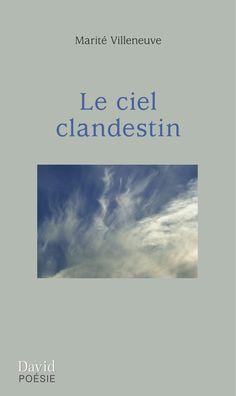 Le ciel clandestin / Marité Villeneuve  (disponible en numérique)