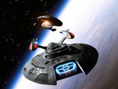 USS Voyager vs USS Equinox