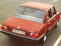 Autorama 70: BMW Série 5 E12