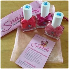 Enter to WIN SNAILS Framboise Collection.