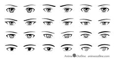 Anime eyes eye drawing how to draw anime eyes drawings. Eyes drawing tutorials Different Style Male Anime Manga Eyes Dra. Boy Anime Eyes, How To Draw Anime Eyes, Manga Eyes, Anime Eyes Drawing, Sketch Manga, Eye Sketch, Reference Manga, Drawing Reference, Boy Drawing