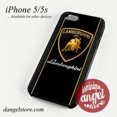 lamborghini car Phone case for iPhone 4/4s/5/5c/5s/6/6 plus