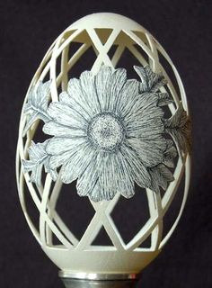 Eggshell Carvings 13