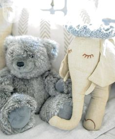 Nursery design: Animal theme nursery decor {PHOTO: Tracey Ayton}