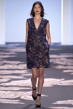 Vera Wang - Fall 2013 Ready-to-Wear