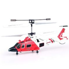 Stable Easy to Fly Remote Control Channel RC Helicopter with Gyro by Syma, Shipping , Item location USA ( UPC - 885913721873 ) Best Remote Control Helicopter, Rc Remote, Rc Helicopter, Coast Guard Rescue, Channel, Mini, Big Trucks, Rc Cars, Adulting