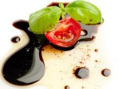 Make your own balsamic vinaigrette!