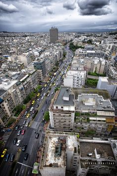 This is my Greece | Kifisias Avenue one of the longest avenues in the city of Athens