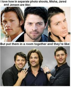 so true!! #SPN..... I have an unhealthy obession with SUPERNATURAL!!!