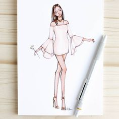 Gusta dress sketches, art sketches, fashion drawing dresses, drawings of dr Clothes Design Drawing, Dress Design Sketches, Fashion Design Drawings, Fashion Sketches, Drawing Style, Art Sketches, Dress Design Drawing, Drawing Drawing, Dress Designs