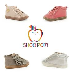 De coolste #kinderschoenen voor de allerkleinsten > Shoo Pom by Pom d'Api
