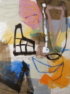 Anacoluthe, 2007, 260 x 195 cm