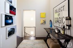 Director Bryan Singer West Hollywood Home| AD Magazine Russia.  New construction by HAMMER & TROWEL CONSTRUCTION, INC.