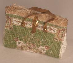 Carpet Bag #1 by Anabela