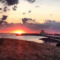 Sunshine in St Kilda