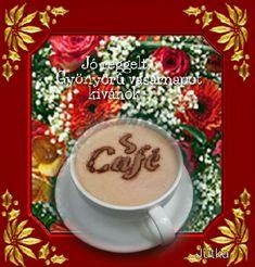 Joelle, Good Morning, Chocolate, Coffee, Tableware, Friday, Domingo, Buen Dia, Kaffee