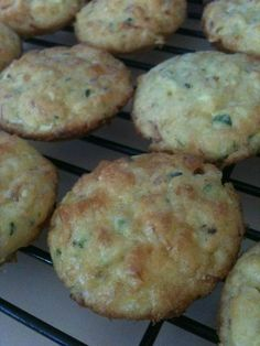Forum Thermomix - The best Thermomix recipes and community - Zucchini, Cheese and Bacon Mini Quiches