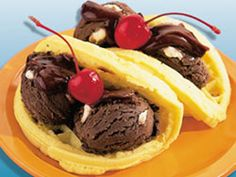 Ice Cream Tacos | mrfood.com