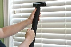 Easiest Way To Clean Wood Blinds