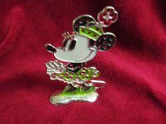 Vintage earring holder. Minnie mouse. Walt disney productions