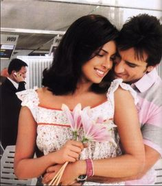 Priyanka and Saif