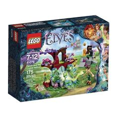 LEGO Elves Farran and the Crystal Hollow 41076**
