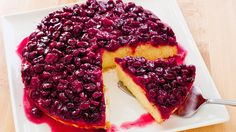 Cranberry sauce is a Thanksgiving tradition. But if you're ready for a fresh take on this staple, why not try cranberries in chutney or cake? America's Test Kitchen founder Chris Kimball offers ideas.