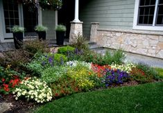 Front Entry Garden Design Ideas | front garden ideas on a budget - small front garden ideas small garden ...