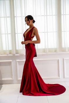 Elegant Satin Long Prom Dress Online Women's Maxi Dresses Gold Prom Dresses, Backless Prom Dresses, Prom Dresses For Sale, Prom Dresses Online, Satin Dresses, Elegant Dresses, Evening Dresses, Gowns, Dress Online