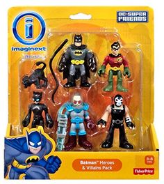 Fisher Price Imaginext DC Super Friends Batman Heroes And Villains Pack Fisher-Price http://www.amazon.com/dp/B00EXBB35S/ref=cm_sw_r_pi_dp_0HMgwb1C09EX4