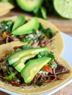 Steak Tacos Crock Pot Recipe