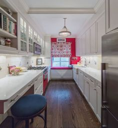 If you are looking for a small kitchen design like this, contact us. Our interior designer will help you to create your dream kitchen as per your instruction