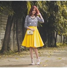 Love this girls outfits! She's a model and her name is Tricia Gosingtian. And you can follow her on Instagram tgosingtian :)