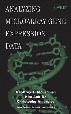 Analyzing Microarray Gene Expression Data