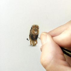Artist Condenses Big Ideas into Intricate Mini Paintings - My Modern Met