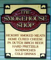 Smokehouse Shop | Kitchen Kettle Village | Lancaster, PA