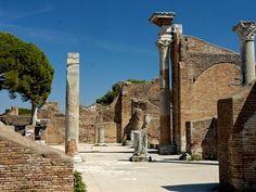 L'area destinata a magazzini sarebbe talmente vasta da consentire una rivalutazione della potenza commerciale della Roma imperiale.