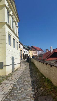 Banská Štiavnica,Ruźová ulica