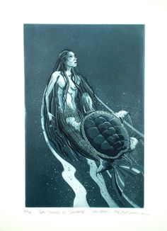 """""""The Sound of Silence"""" by Cree (First Nations) artist Michael Robinson Michael Robinson, Chief Seattle, Inuit Art, Indian Tribes, Canadian Artists, Native Art, First Nations, Culture"""