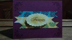 Card. Friend :)