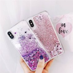 Diy Iphone Case, Glitter Iphone 6 Case, Android Phone Cases, Lg Phone, Coque Iphone 5s, Coque Smartphone, Sparkly Phone Cases, Cute Phone Cases, Ipod Cases