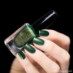 F.U.N Lacquer -  LE Christmas 2015 Collection - DESIRES