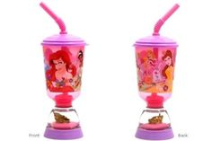 Disney Princess 9Oz Fun Floats Sipper Tumbler Drinking Bottle, 2015 Amazon Top Rated Mint Julep Cups #Kitchen