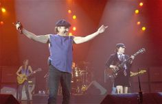 Music News and Views: AC/DC not retiring after all...