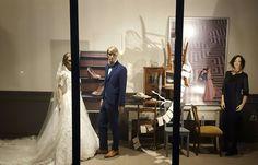 Speksnijder Bruid & Bruidegom met Designing Haaker en Shopfokus