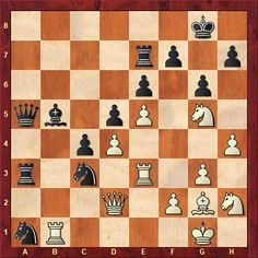 Daily Chess Training: From this week's TWIC download: Timman-Feygin German Bundesliga 2018 White to move - how should he best continue? (more than the first move needed for a complete answer)