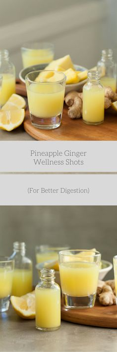 A spicy sweet juice shot to support good digestion and settle upset stomachs. By now you've probably run into those tiny little bottles of juice lined up on the shelves of health food stores. Well…