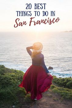 The City By The Bay offers more attractions than one could ever explore. These are 20 of the best things to do in San Francisco from a local's perspective! #sanfrancisco #californiatravel #traveltips