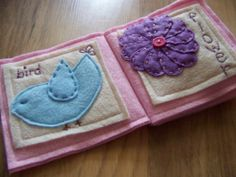 SALE  Little One Felt Book PATTERN for girls PDF by marissaann, $3.00... I can do this one!