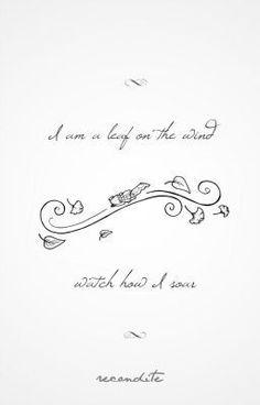 I'm A Leaf On The Wind - promethean one-shot - recondite